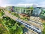 1. etapa projektu Šantovka Olomouc má konkrétní podobu