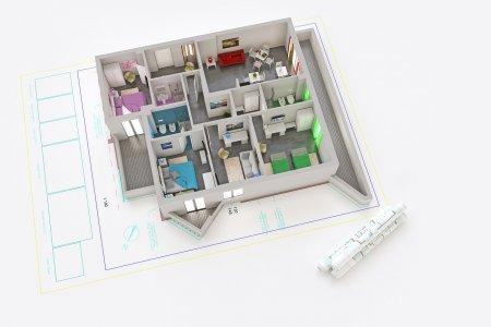 Jak správně spočítat podlahovou plochu bytu?