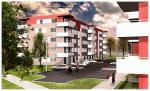 Nová výstavba bytů  ndash; Olomouc, Mošnerova ul.