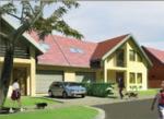 Novostavby rodinných domů v Pohořelicích