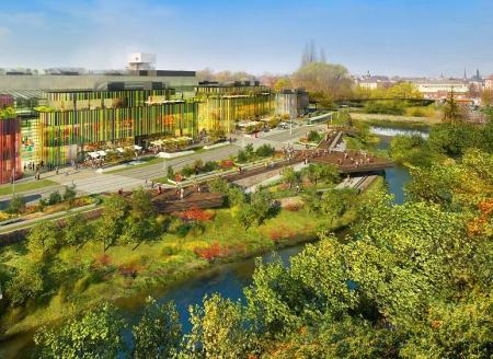 Olomouc: developerským projektům se daří