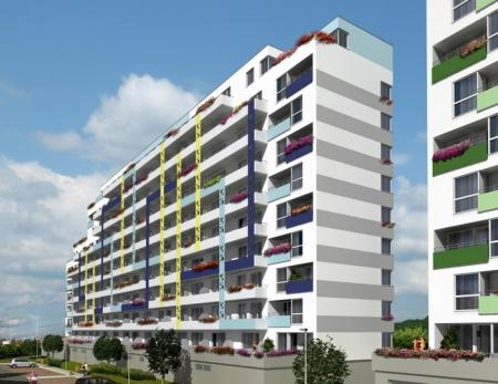 Pokud je u nových bytů dobře nastavena cena, prodají se rychle
