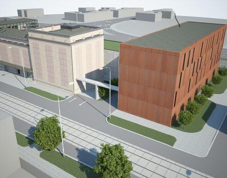 Přestavba bývalého Hodolanského divadla se blíží ke konci. Resort Hodolany se otevře v prosinci letošního roku