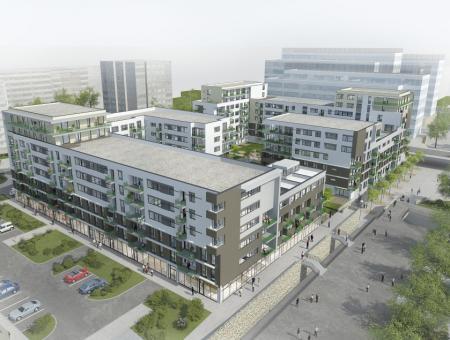 Prodej nových bytů v Praze letos v druhém čtvrtletí vzrostl meziročně o 30 procent